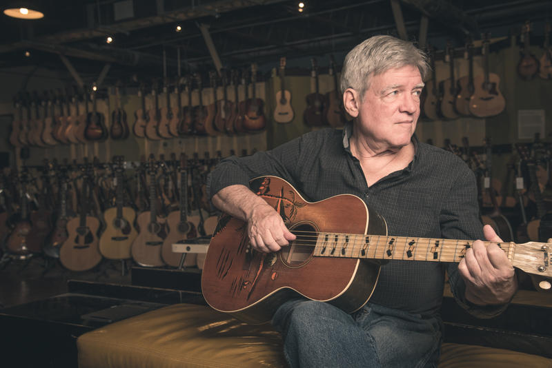 Walter Carter of Carter Vintage Guitars