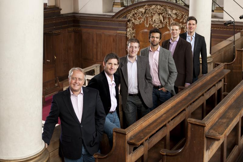 Naxos Presents the King's Singers in Nashville