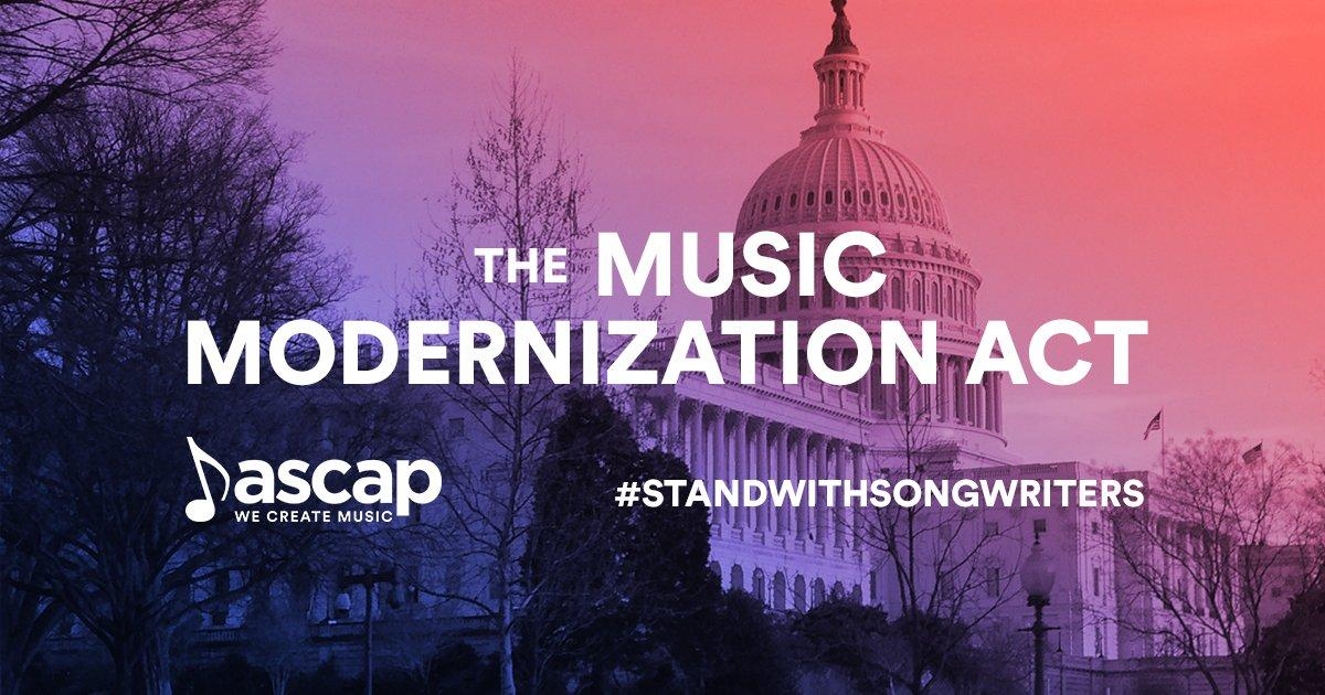 One Of Many Memes Deployed This Summer To Bolster Support For The Music Modernization Act In Congress This One From Ascap