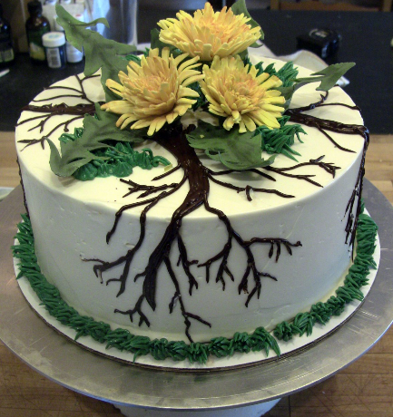 Image courtesy of Cakes By Rachel's blog (MountainGirlCakes.BlogSpot.com)