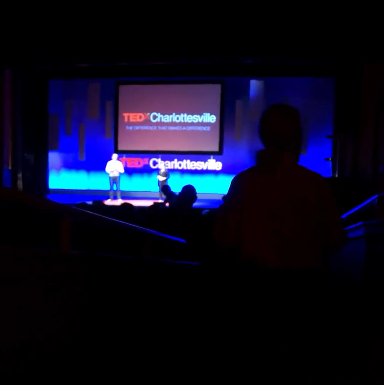 Image credit: TEDx Charlottesville