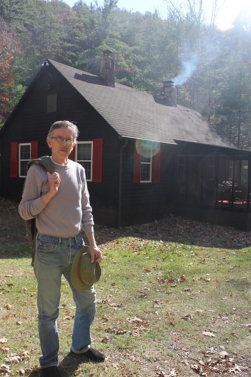Augusta County landowner Jerry Bryant