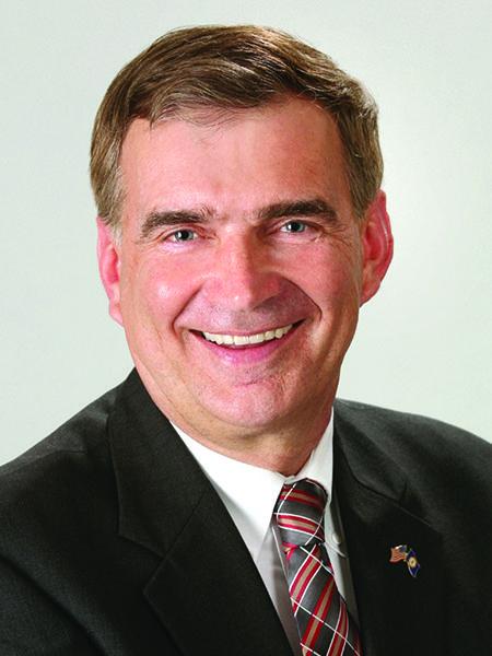 Republican Sen. Emmett Hanger, Mt. Solon