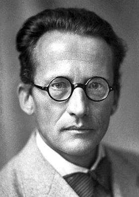 Dr. Erwin Schrödinger (1887-1961) was an Austrian physicist who helped develop quantum theory - and the well-known thought experiment, Schrödinger's Cat.
