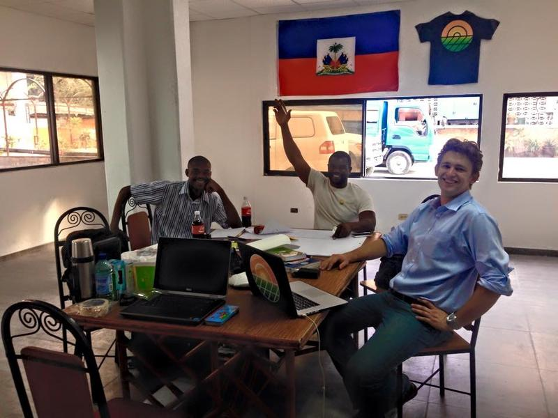 Sigora Haiti open for business.  The company opened it's Haitian outpost in March.