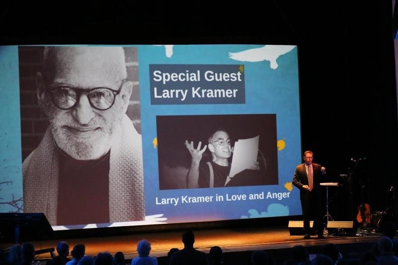 "Virginia Film Festival Director Jody Kielbasa is most excited to meet ActUP Founder and AIDs activist Larry Kramer. Kramer will be in town for a screening of his HBO film ""Larry Kramer in Love and Anger."""