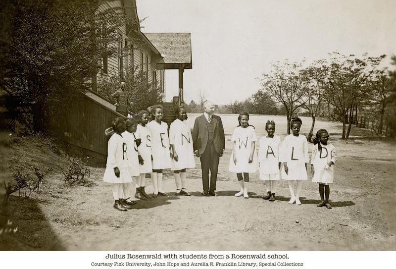 A documentary about Jewish philanthropist Julius Rosenwald is one of 4 films comprising the festival's civil rights spotlight series. Virginia's own Julian Bond plays a starring role.