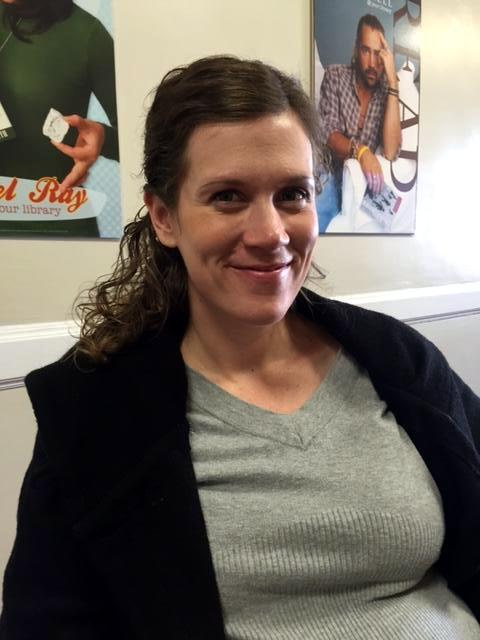 Joanna Jennings is the co-founder and executive director of The Arbor Charlottesville.