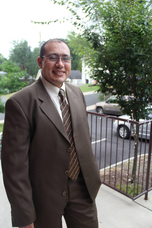 Mohammed Eitta is an accountant in the pathology department at UVA and a former refugee outreach officer at the Islamic Society of Central Virginia.