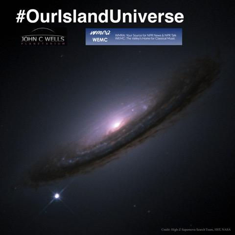Our Island Universe - A 90 second look at all things space