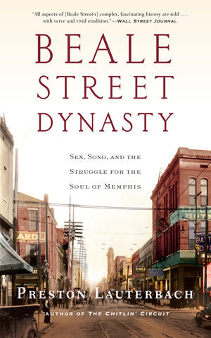 Preston Lauterbach's second book revolves around the iconic setting in Memphis, Tennessee.
