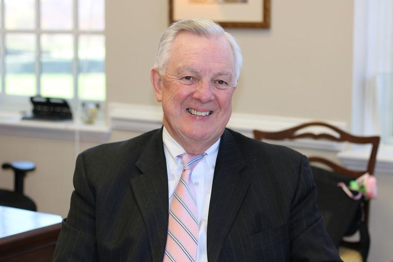 Phil Stone, former president of Bridgewater College, came out of retirement to help resurrect Sweet Briar last July.