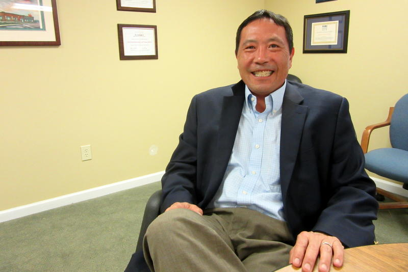 Michael Wong has been executive director of the Harrisonburg Redevelopment and Housing Authority since 2001.