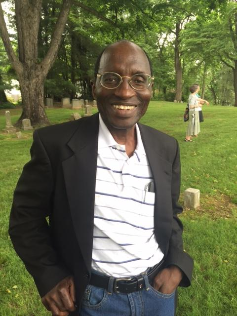 Alexander Ikefuna is Director of Neighborhood Development Services in Charlottesville.