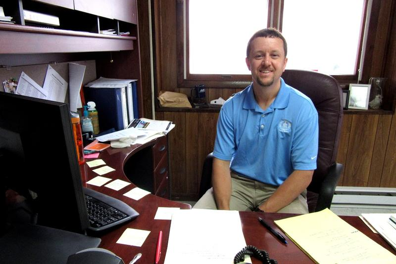Tom Hartman is Assistant Director of Public Works in Harrisonburg.