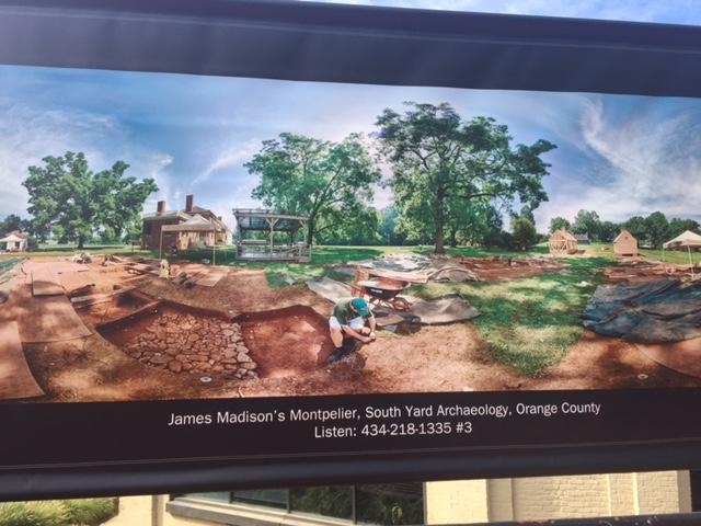 "The ""Landscapes of Slavery and Segregation"" exhibit is now on display in Charlottesville."