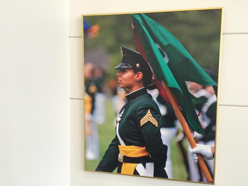 The Virginia Women's Institute for Leadership at Mary Baldwin is the only all female cadet corps in the country. Sixty four percent of cadets identify as non-white.