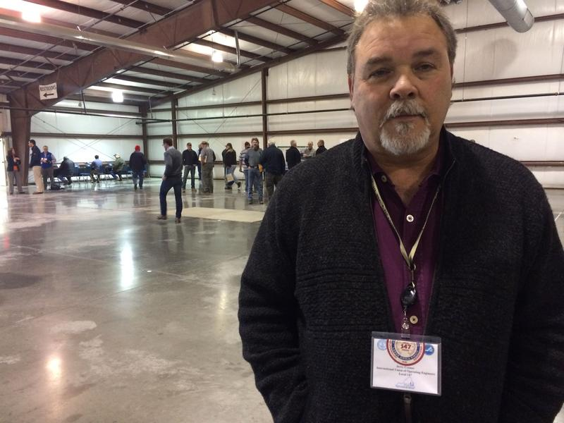 Jerry Conner of the International Union of Operating Engineers, Local 147, fully supports the Atlantic Coast Pipeline.