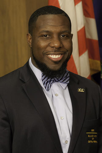 Charlottesville Vice-Mayor Wes Bellamy
