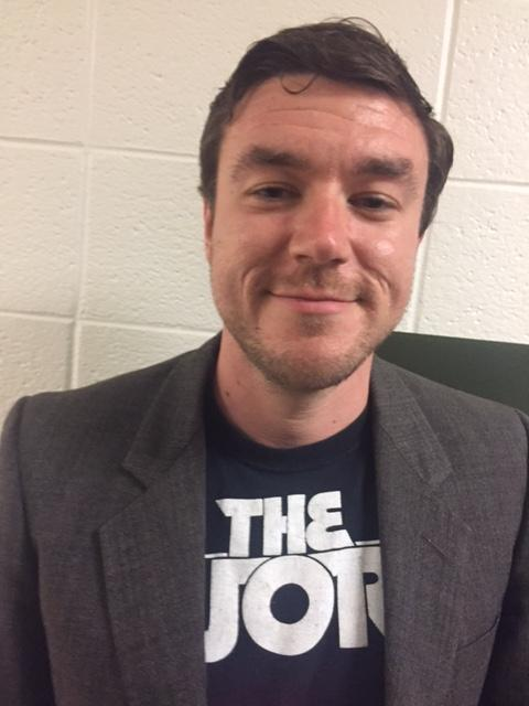 Jason Kessler, blogger who is calling for Wes Bellamy's dismissal.