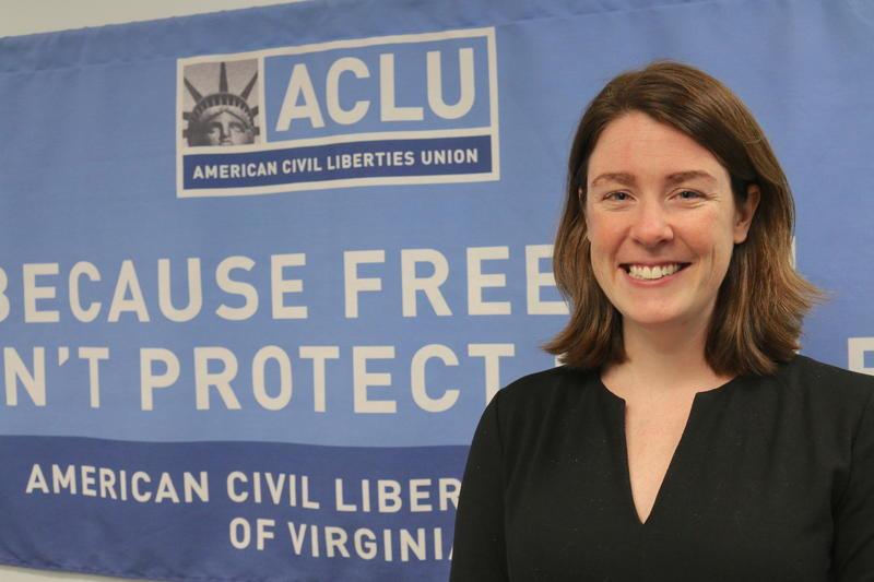 "Gail Deady is a lawyer with the ACLU of Virginia. She believes that unnecessary regulations are helping to gut Roe v. Wade in the state. ""They're just about the end goal, and the end goal is to make abortion illegal,"" she says."
