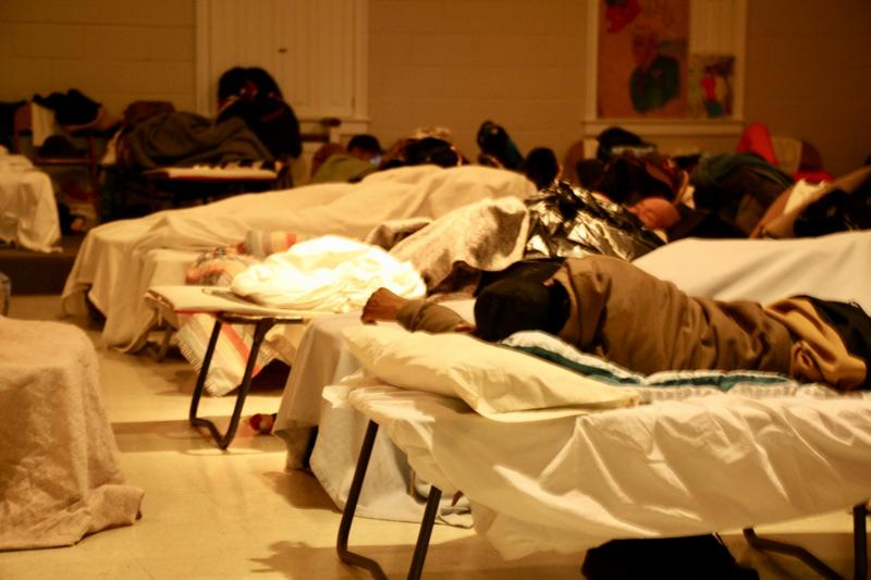PACEM houses more than 200 people each winter season, using more than 80 area congregations as overnight shelters for local homeless men and women.