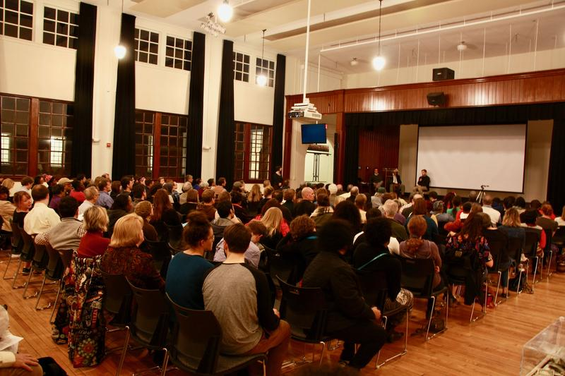 """Nearly 200 people showed up to learn about a new proposed zoning measure called """"form based code,"""" which would rezone a lower and middle income residential neighborhood in downtown Charlottesville."""