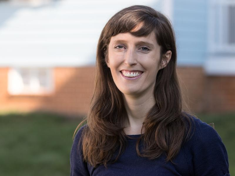 Sarah Lawson is Assistant Director of the Virginia Center for the Book.