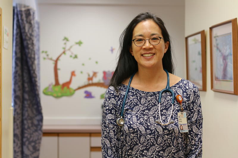As a pediatrician in Charlottesville, Dr. Emily Wong speaks with parents about the HPV vaccine almost every day. She believes strongly in the value of the vaccine, but realized last year that she and her colleagues could do more to encourage vaccination.
