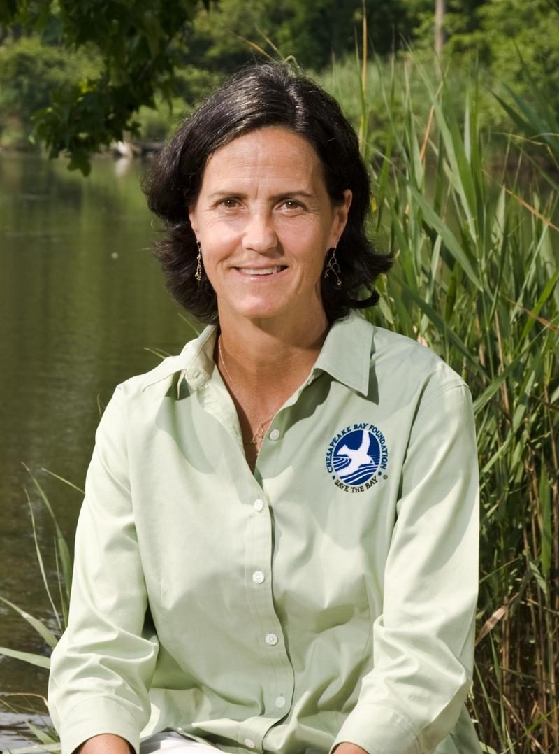 Beth McGee is Director of Science and Agricultural Policy at the Chesapeake Bay Foundation