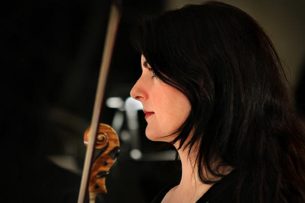 Maria Newman is a composer and violinist; among this year's Shenandoah Valley Bach Festival highlights will be one of her silent film scores. She is the youngest daughter of 9-time Academy Award-winning film composer Alfred Newman.