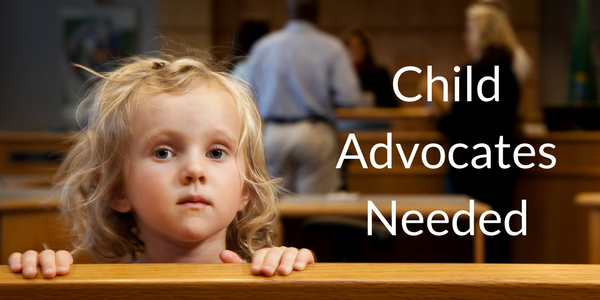 The nonprofit Court Appointed Special Advocates, or CASA for Children, trains volunteers to advocate for children who have been removed from their homes due to neglect or abuse.
