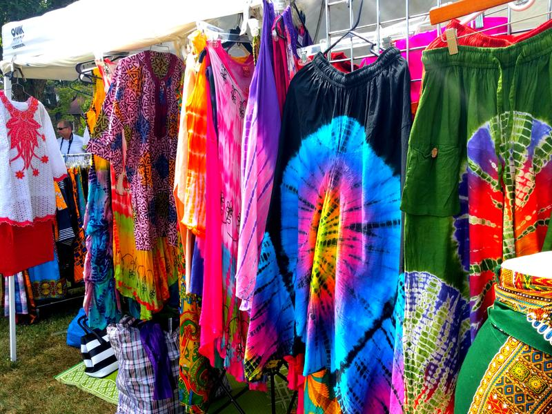 Every year, the Chihamba festival features African clothes stalls and more.