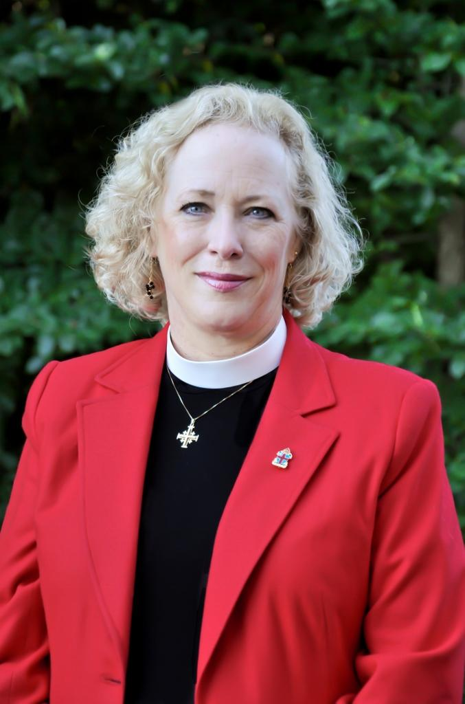 The Reverend Elaine Ellis Thomas is associate rector at St. Paul's Memorial Church in Charlottesville.
