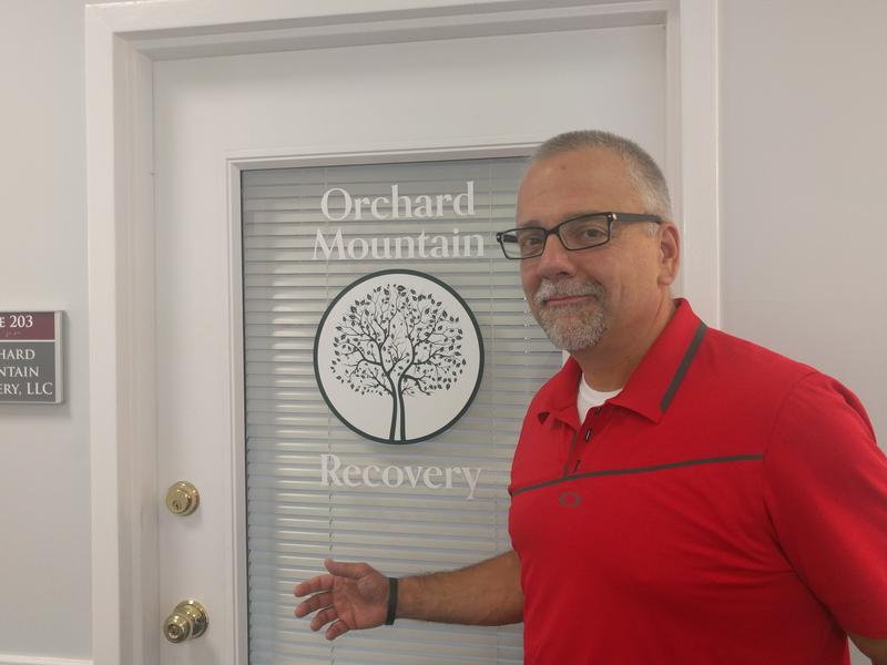 "John Haplin has been a counselor for 25 years, and is the co-founder of the new small intensive outpatient program for substance use disorder in Charlottesville, ""Orchard Mountain Recovery."""