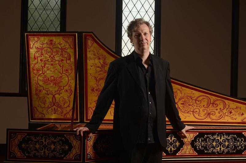 Carsten Schmidt is the founder and artistic director of the Staunton Music Festival.