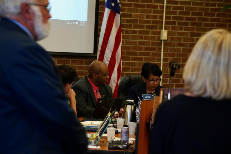 Juandiego Wade is the chairman of the Charlottesville City School Board, where he is attempting to address racial inequities in access to education.