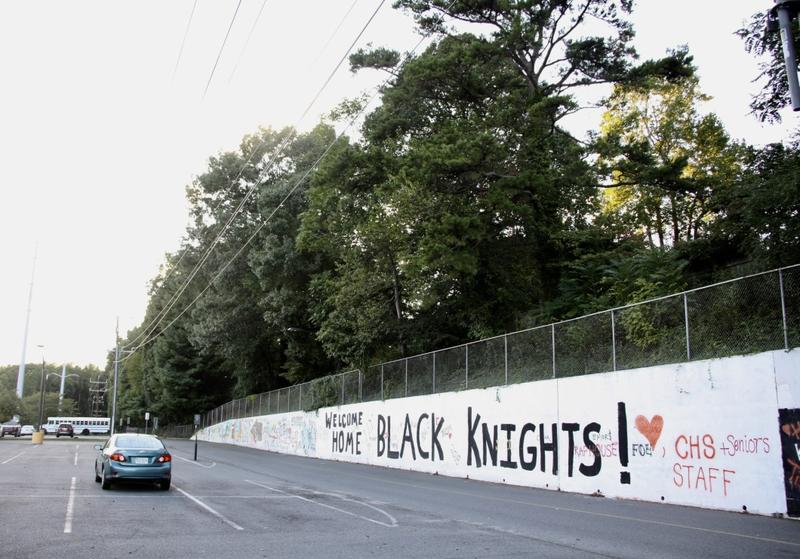A month after the tragic events of August 12th, African Americans in Charlottesville are pressing the city to have a deeper conversation about racial inequities. Charlottesville High School has been home to many of those discussions.