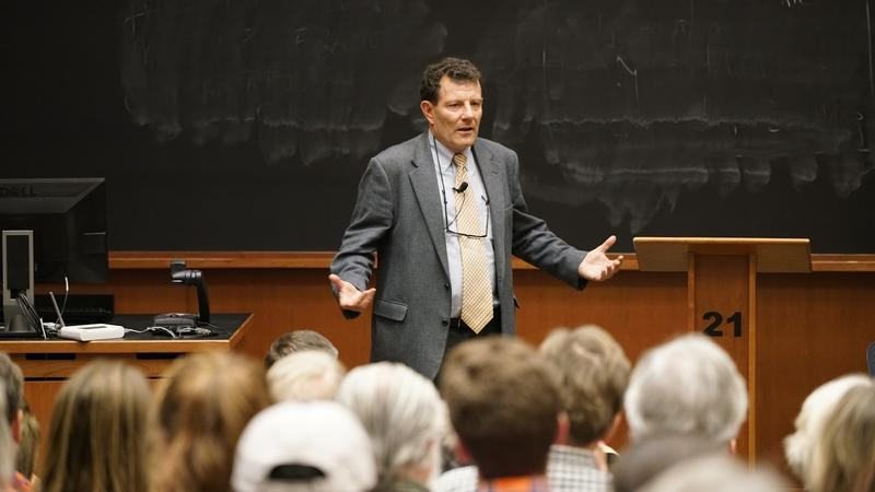 Nicholas Kristof has been a columnist for the New York Times since 2001, is the winner of two Pulitzer Prizes, and is a regular CNN contributor.
