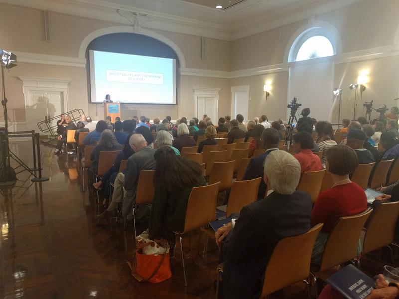 Panel topics at the UVa and Slave Dwelling Project symposium include slavery, public memory and their relationship with the built landscape, ending with a field trip to Monticello, Montpelier and Highland on Saturday.