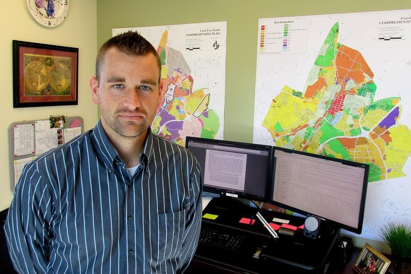 Adam Fletcher is Harrisonburg's Director of Planning and Community Development.