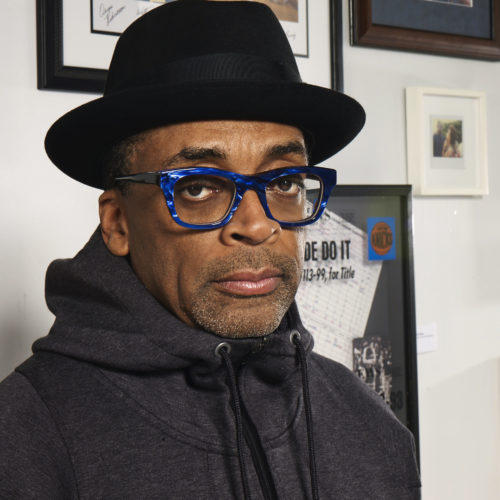 "As one of the festival's special guests, director and Oscar winner Spike Lee will engage in a discussion on his documentary ""4 Little Girls"" prior to its screening on Saturday afternoon."