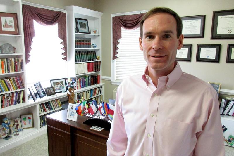 Dr. Mark White is senior pastor at Harrisonburg Baptist Church.