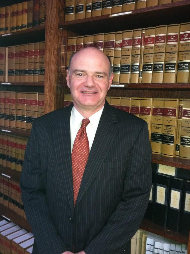 Chris Brown, Harrisonburg City Attorney.