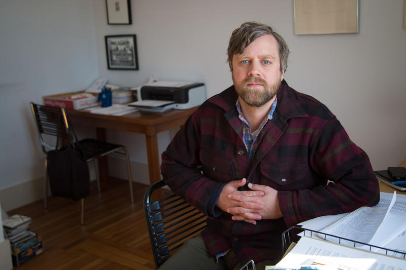 Stephen Hitchcock is the executive director of The Haven, a multi-resource day shelter in Charlottesville for homeless people.
