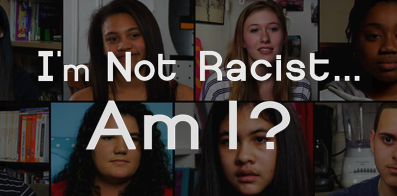 """I'm Not Racist... Am I?"" is a 2014 movie following twelve NYC teens on their journey to understand structural racism. There will be a community-wide screening in Charlottesville and Albemarle throughout this month."