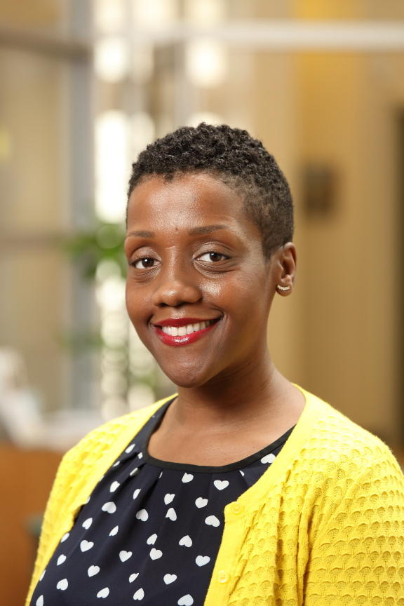 Adeola Ogunkeyede is the civil rights and racial justice director for the Legal Aid Justice Center.