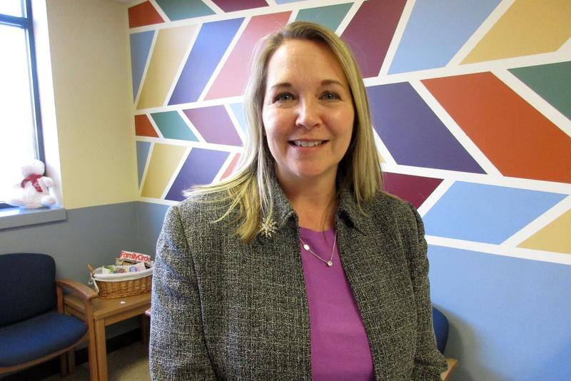 Celest Williams is the director of the Harrisonburg Rockingham Social Services District.