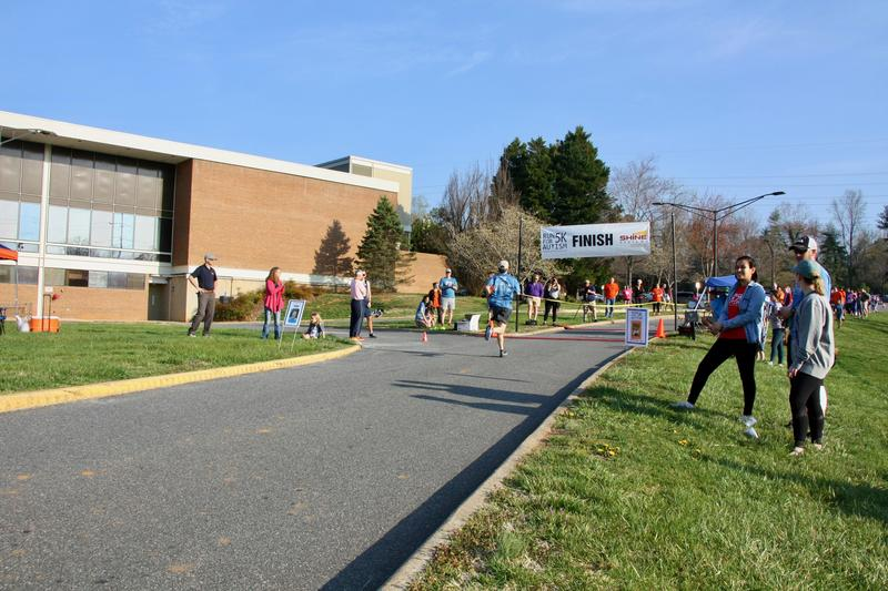 For the last two decades, the Virginia Institute of Autism has held a 5K race to benefit people with autism.