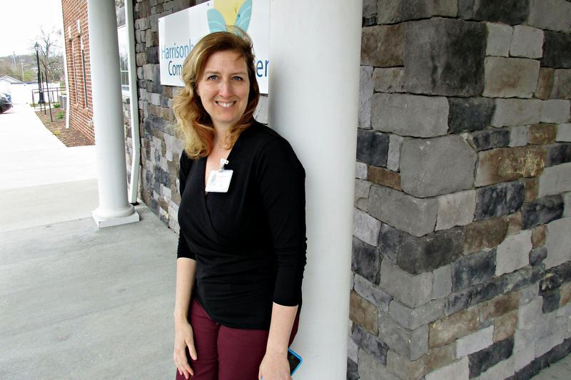 Harrisonburg Community Health Center's Ann Schaeffer is a certified nurse midwife with a doctoral degree in nursing practice.